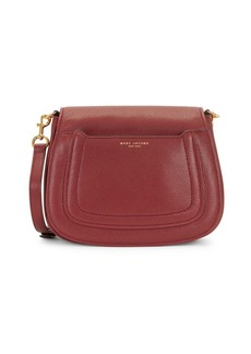 Marc Jacobs Empire City Leather Messenger Bag
