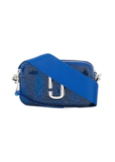 Marc Jacobs Jelly Glitter Snapshot camera bag