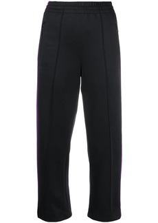 Marc Jacobs logo stripe trousers