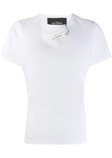 Marc Jacobs logo tag T-shirt