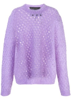 Marc Jacobs long sleeve knitted jumper