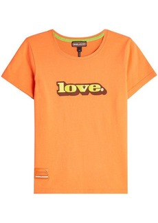 Marc Jacobs Love Cotton T-Shirt
