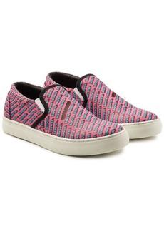 Marc Jacobs Love Mercer Slip-On Sneakers