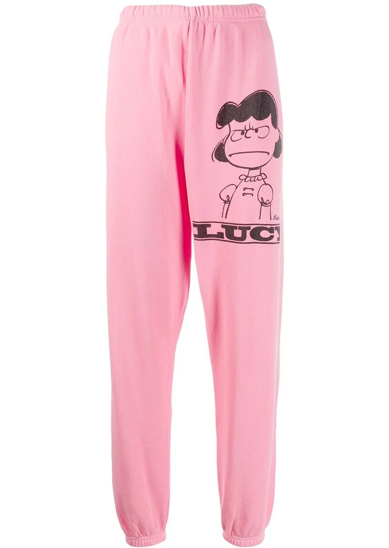 Marc Jacobs x Peanuts® Lucy track pants