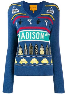 Marc Jacobs Madison Ave pullover