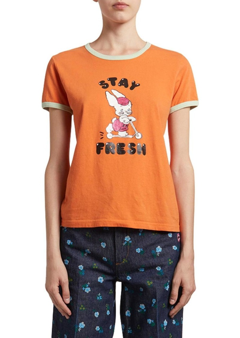 Magda Archer x Marc Jacobs The Collaboration T-Shirt