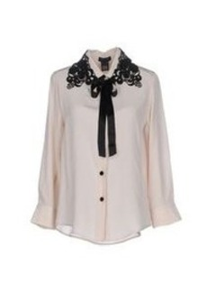MARC JACOBS - Lace shirts & blouses