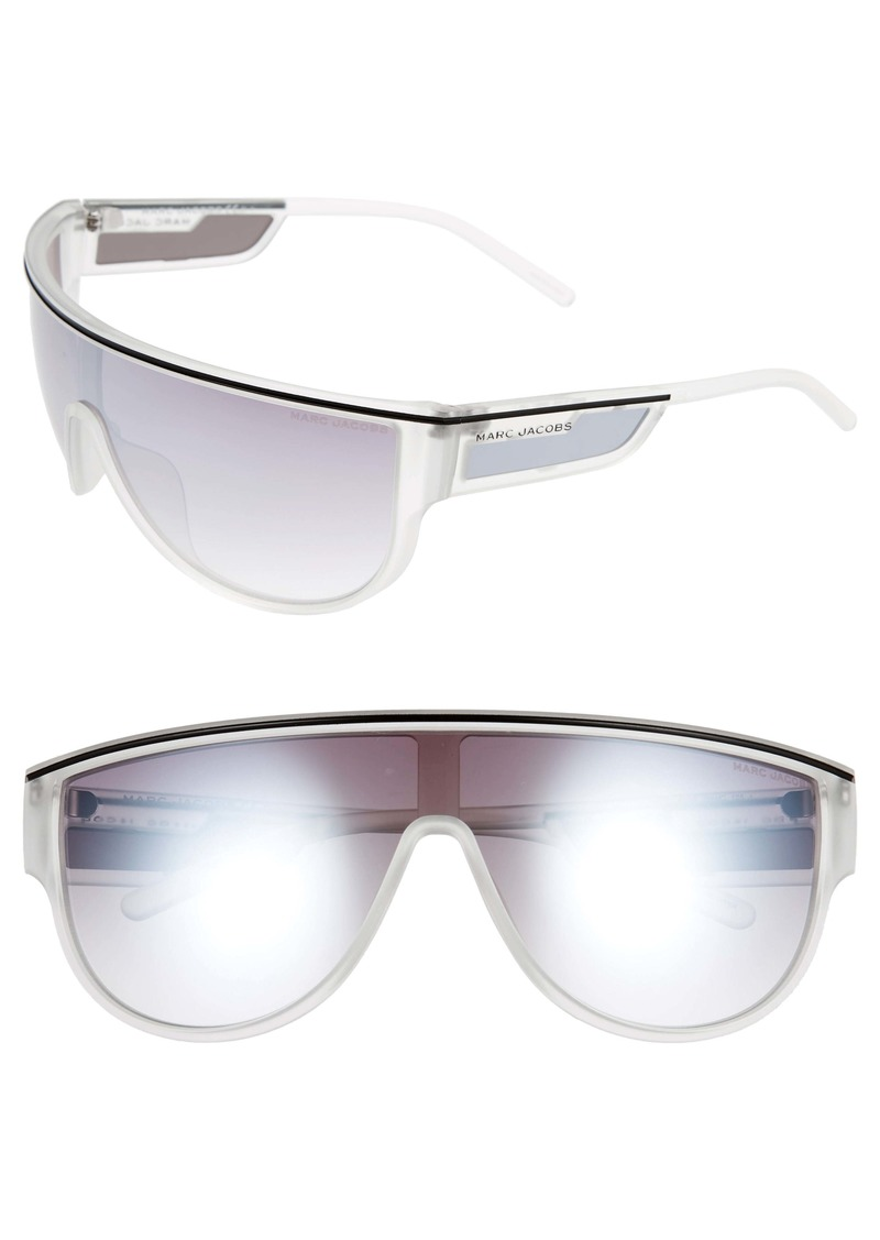 MARC JACOBS 150mm Mirrored Shield Sunglasses