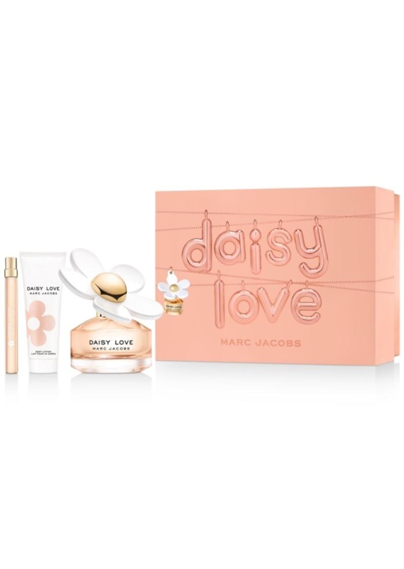 Marc Jacobs 3-Pc. Daisy Love Eau de Toilette Gift Set