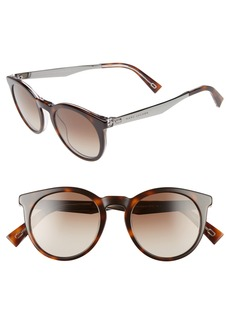 MARC JACOBS 47mm Keyhole Sunglasses