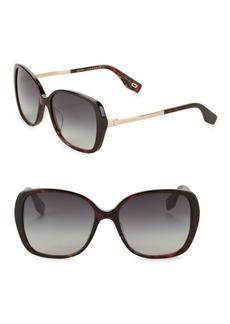 Marc Jacobs 50MM Square Sunglasses