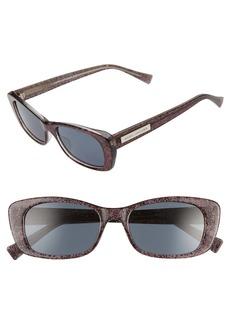 MARC JACOBS 51mm Cat Eye Sunglasses