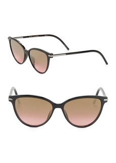 Marc Jacobs 53MM Cat Eye Sunglasses