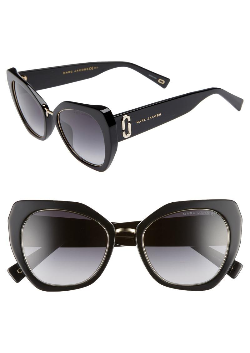 798b66bdd04b Marc Jacobs MARC JACOBS 53mm Cat Eye Sunglasses   Sunglasses