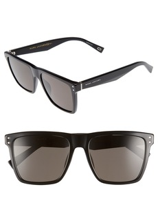 MARC JACOBS 54mm Polarized Sunglasses