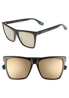 MARC JACOBS 54mm Square Sunglasses