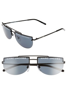 MARC JACOBS 56mm Rimless Sunglasses