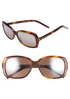 Marc by Marc Jacobs MARC JACOBS 57mm Sunglasses