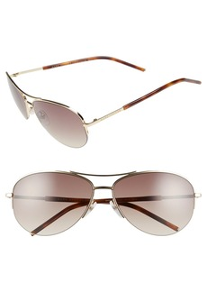 MARC JACOBS 59mm Semi Rimless Sunglasses