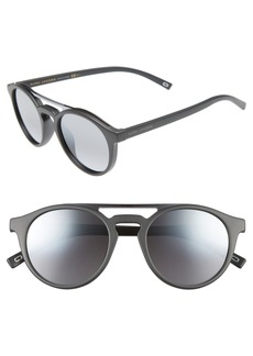 MARC JACOBS 99mm Shield Sunglasses