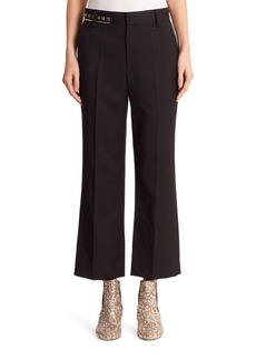 Marc Jacobs Belted Stud Trouser