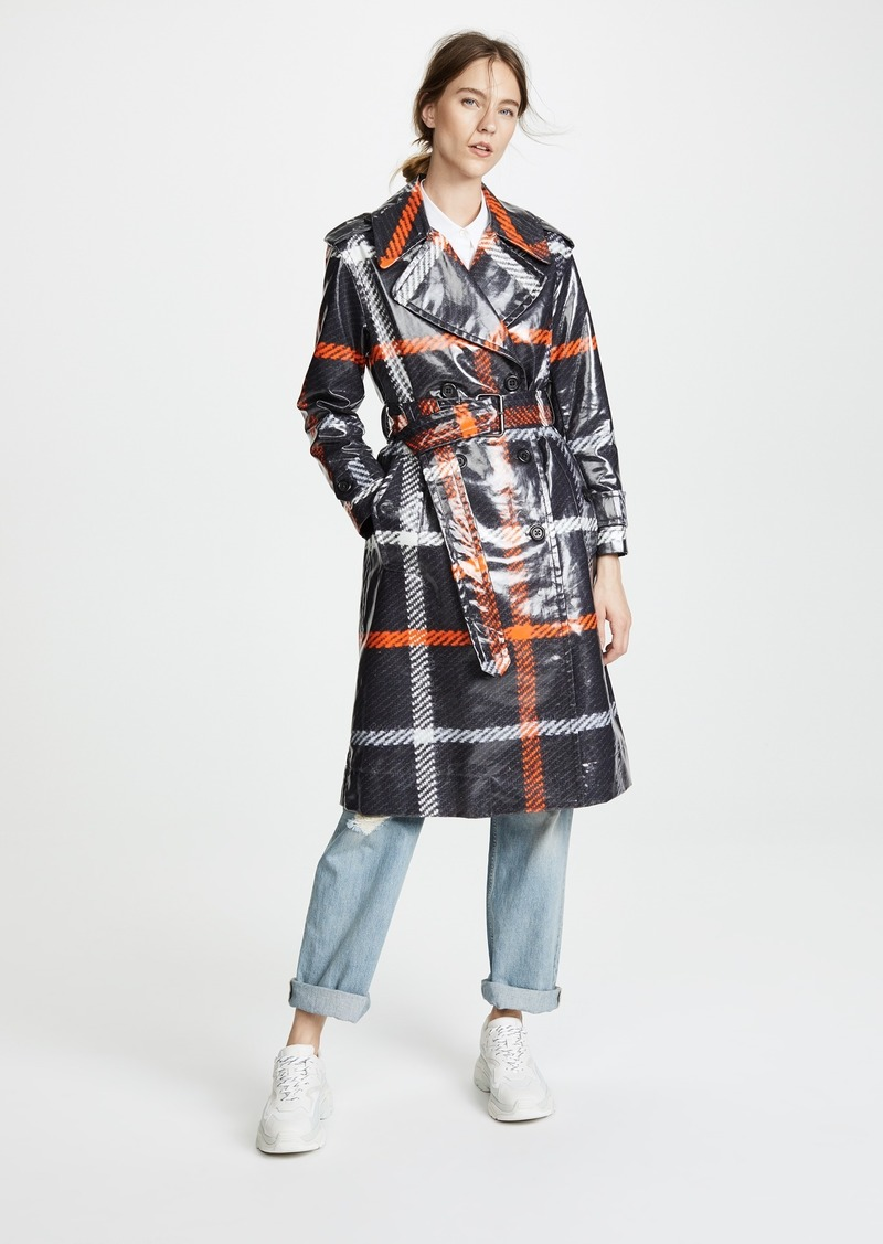 Marc Jacobs Belted Trench Coach