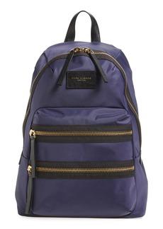 MARC JACOBS 'Biker' Nylon Backpack