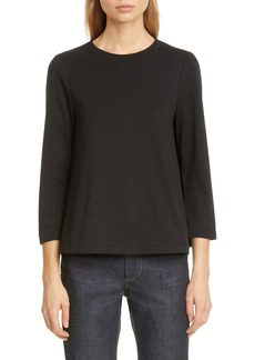 MARC JACOBS Bow Back Jersey Swing Top