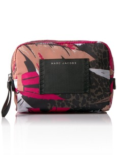 Marc Jacobs B.Y.O.T. Palm Small Cosmetics Case