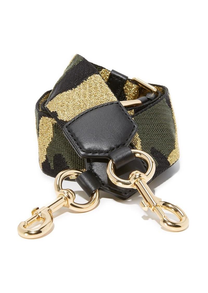 4d80a024d911 Marc Jacobs Marc Jacobs Camo Webbing Bag Strap