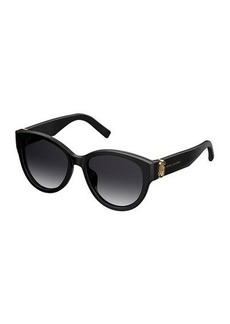 Marc Jacobs Cat-Eye Acetate Sunglasses