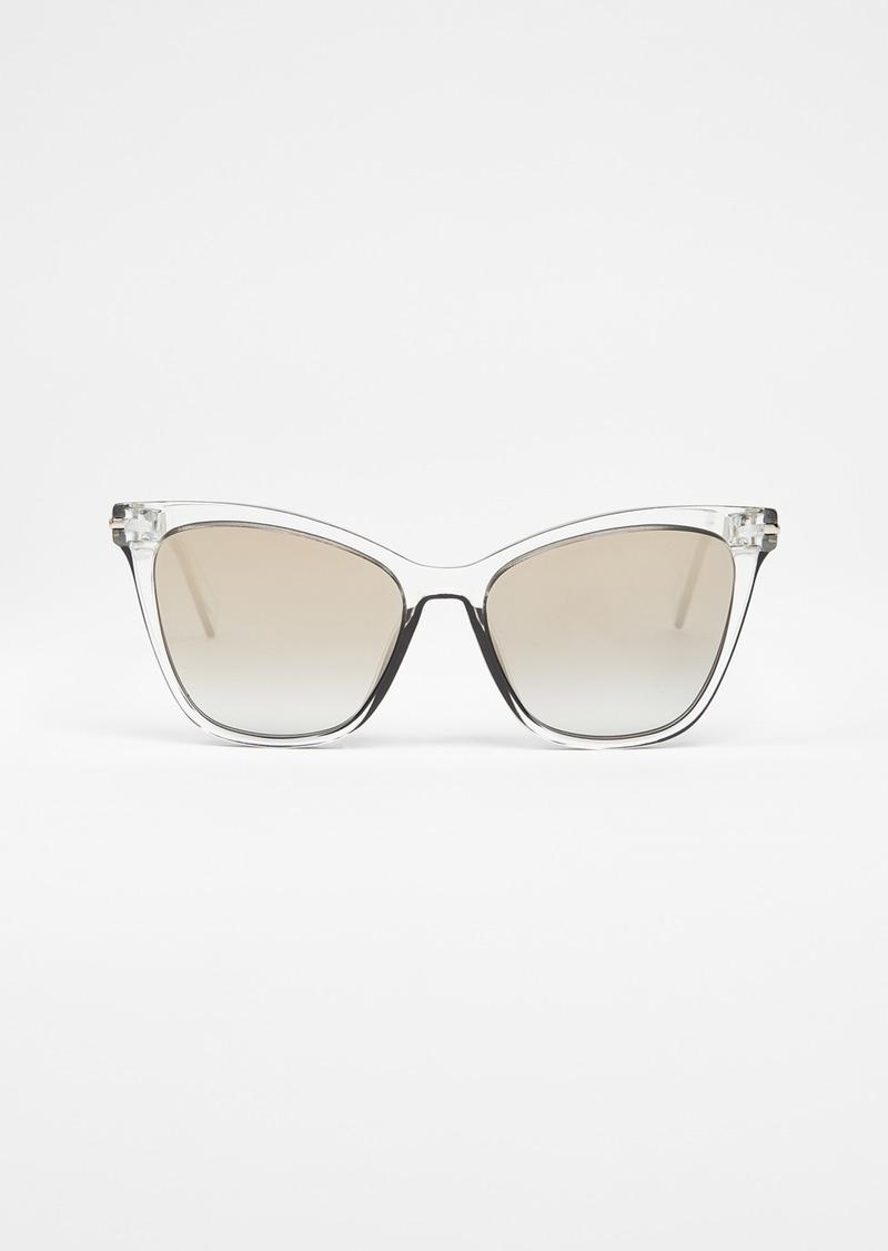a0bd1e6d92660 Marc Jacobs Marc Jacobs Cat Eye Sunglasses