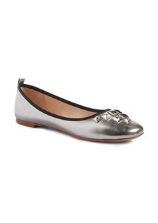 MARC JACOBS Cleo Studded Ballet Flat (Women)