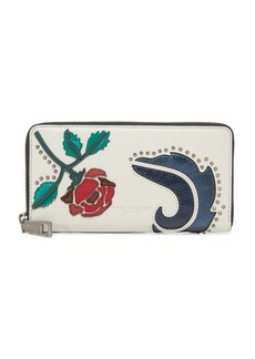 Marc Jacobs Collage Continental Wallet