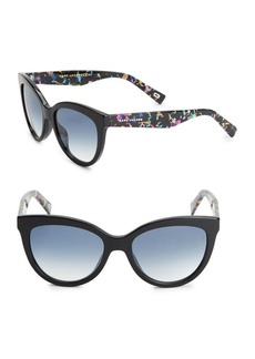 Marc Jacobs Confetti 50MM Square Sunglasses