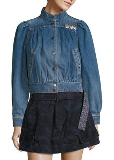 Marc Jacobs Cotton Denim Jacket