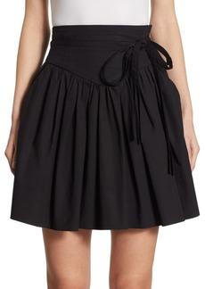 Marc Jacobs Cotton Poplin Skirt