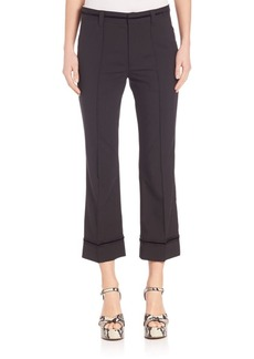 Marc Jacobs Cropped Bowie Pant