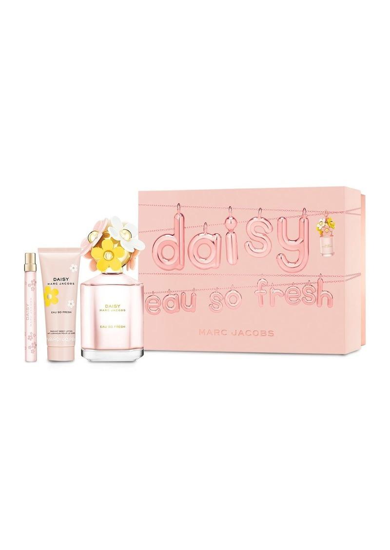 MARC JACOBS Daisy Eau So Fresh Eau de Toilette 3-Piece Gift Set ($170 value)