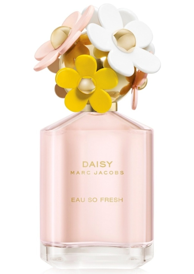 Marc Jacobs Daisy Eau So Fresh Eau de Toilette Spray, 4.2 oz.