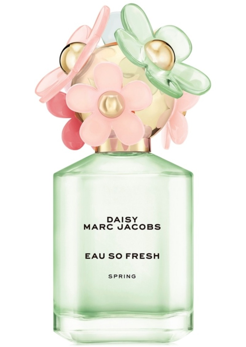 Marc Jacobs Daisy Eau So Fresh Spring Eau de Toilette Spray, 2.5-oz, Limited Edition