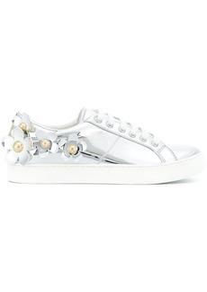 Marc Jacobs daisy Empire sneakers - Metallic
