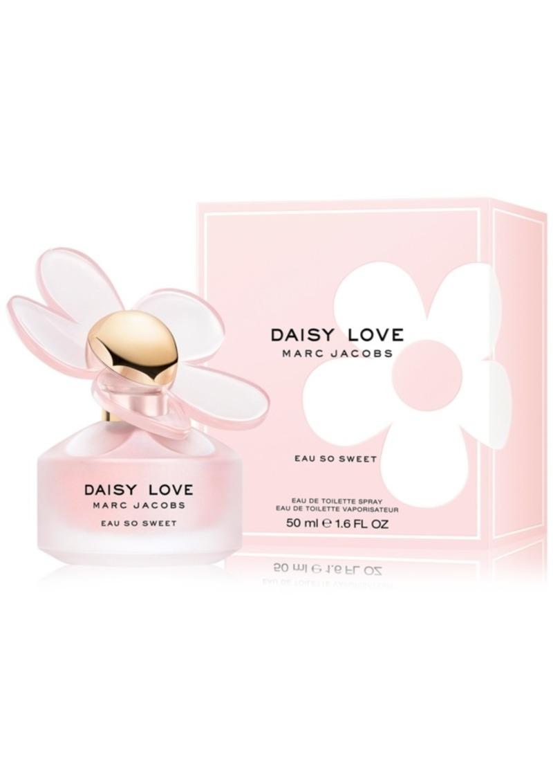 Marc Jacobs Daisy Love Eau So Sweet Eau de Toilette, 1.6-oz.