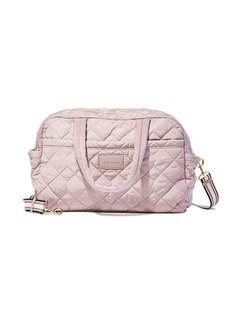 MARC JACOBS Diamond-Quilted Large Weekender