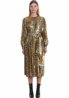 Marc Jacobs Dress In Animalier Silk