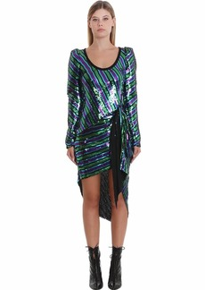 Marc Jacobs Dress In Multicolor Polyester