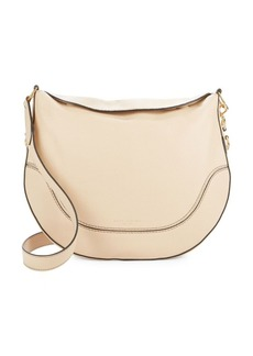 Marc Jacobs Drifter Pebbled Leather Hobo Bag