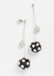 Marc Jacobs Drop Earrings
