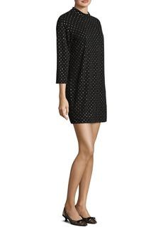 Marc Jacobs Embellished Shift Dress