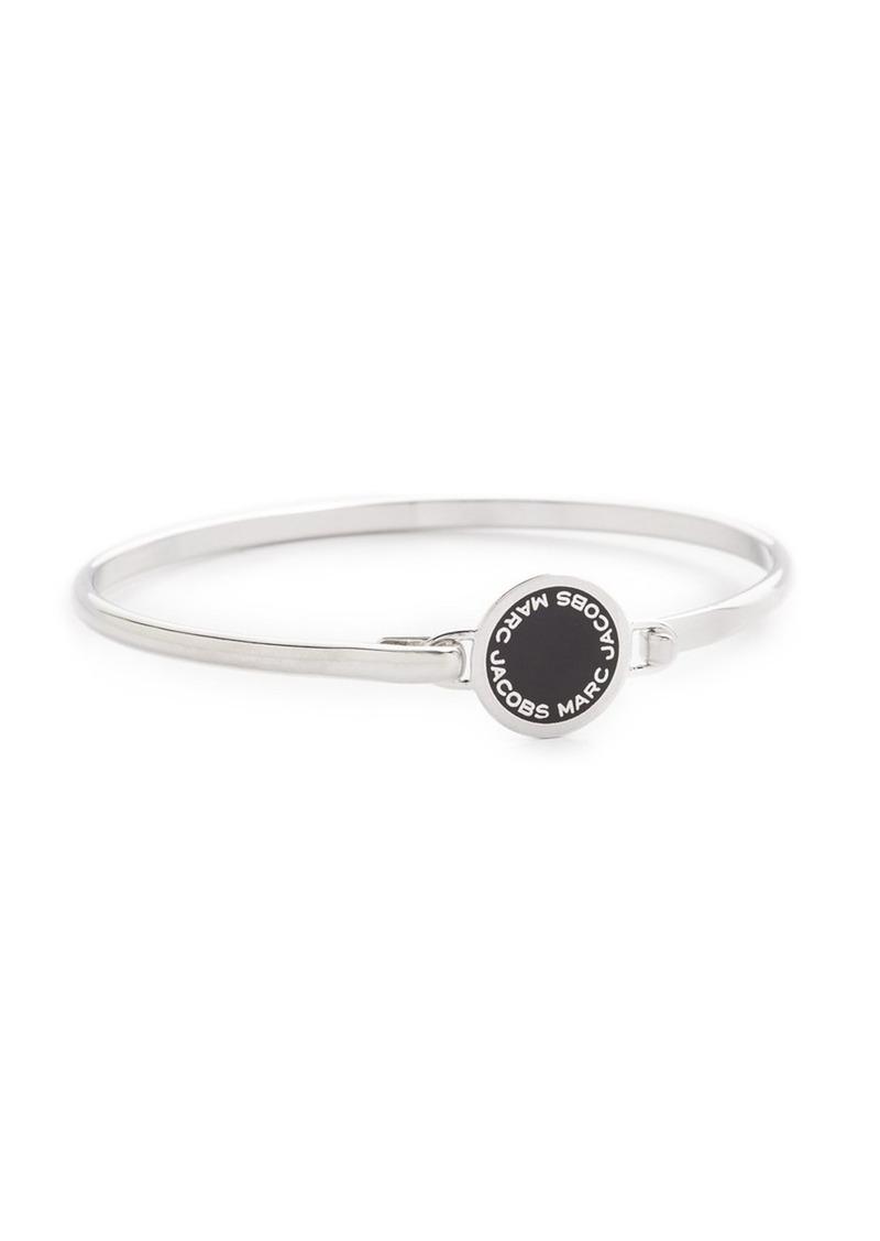 b4cddf921d7bb Marc Jacobs Marc Jacobs Enamel Logo Disc Hinge Bracelet | Jewelry